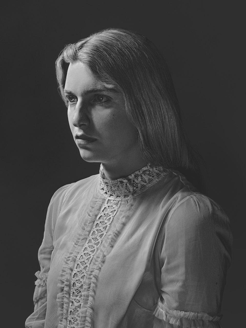 Portrait Of Amanda Bøgestrøm Isaksen