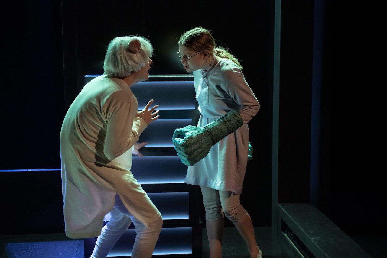 ZeBU, SAUM And Den Ny Opera 2020. Photo: Søren Meisner